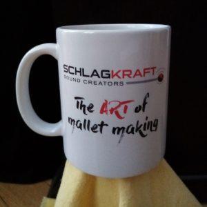 Very Cool Schlagkraft Coffe Cup